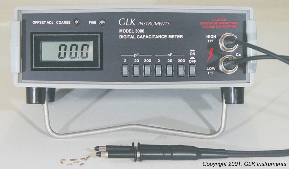 Contact GLK Instruments